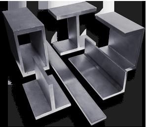 Profile și produse laminate din oțel